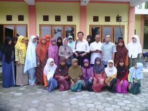Bersama Prof. Dr. Suyanto, Ph.D., Mantan Rektor UNY