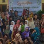 Anak Asuh Foto Bersama Keluarga Besar Puskesmas 1 Ponjong